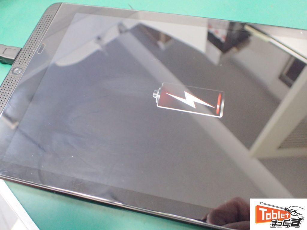NVIDIA SHIELD Tablet K1 USBコネクタ修復完了!