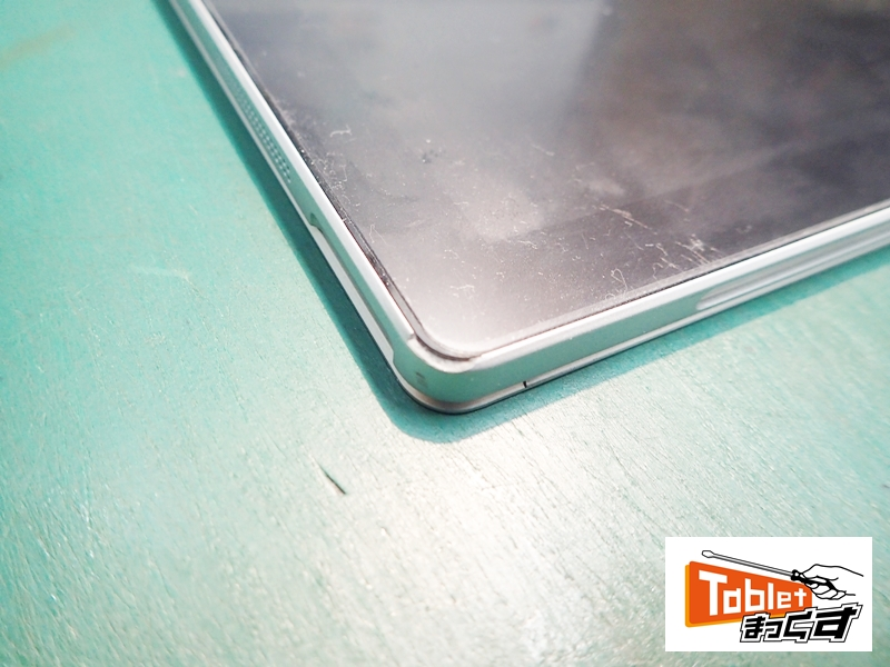 ASUS TransBook T304UA 点検